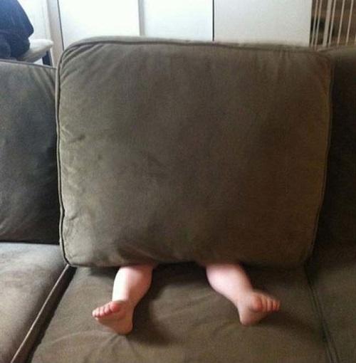 15 kids hide and go seek