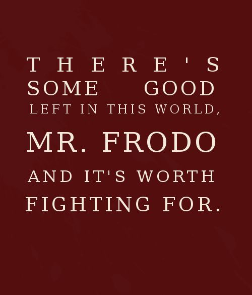 Lord Of The Rings Quotes Inspirational Motivation: 10 Inspirational Quotes From The Lord Of The Rings To