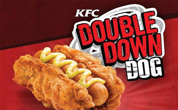 Double down KFC Philippines