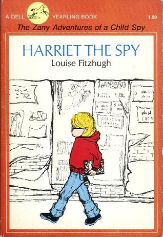 Harriet The Spy- By Louise Fitzhugh