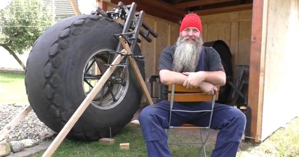 Heaviest Bicycle