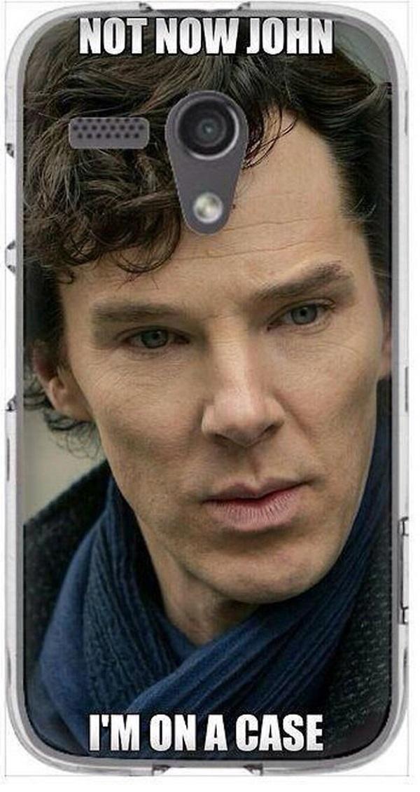 Hilarious Sherlock Posts