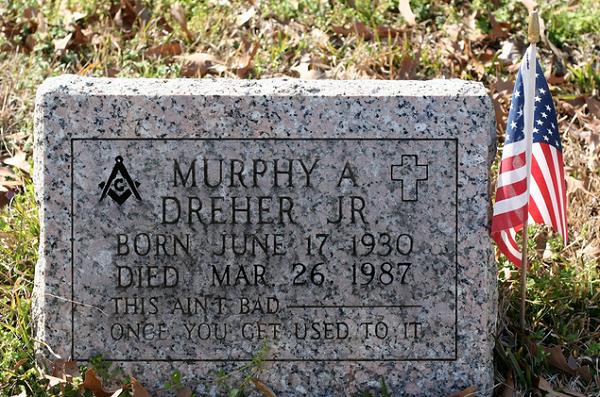 Murphy A Dreher Jr.