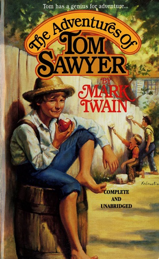 The Adventures Of Tom Sawyer- By Mark Twain
