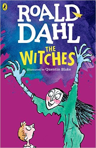 The Witches- By Roald Dahl