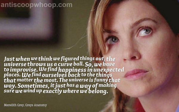 12 Motivational Quotes From Greys Anatomy To Make Your Day
