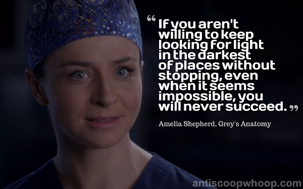 12 Motivational Quotes From Grey\'s Anatomy To Make Your Day