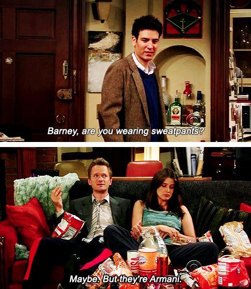 barney sweatpants