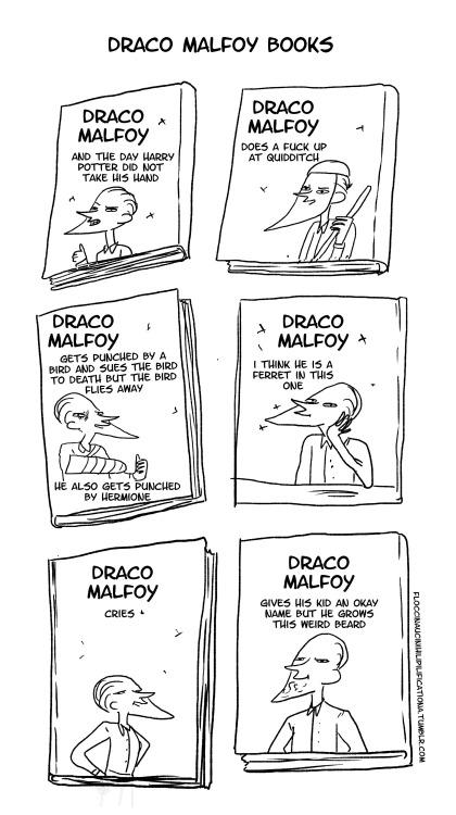 Draco malfoy Books