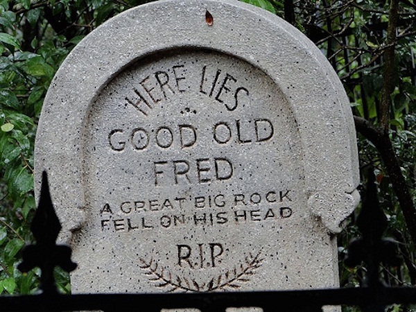funny gravestone quotes