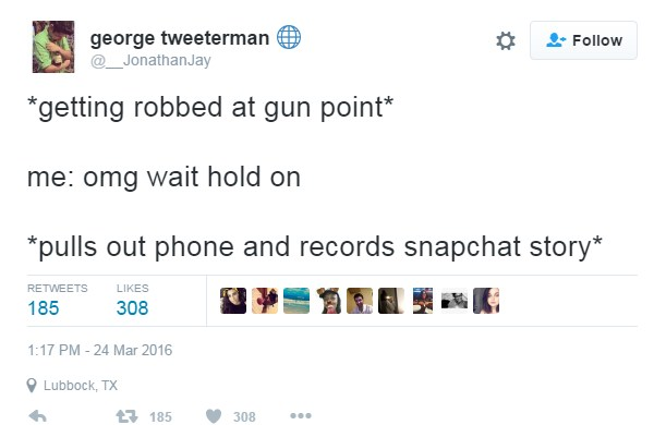 George Tweeterman