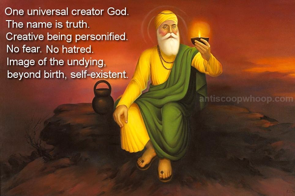 Words Of Wisdom By Guru Nanak Dev On His Birth Anniversary