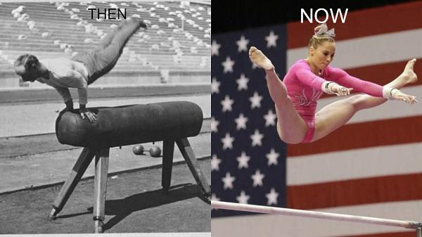 Gymnastics in Olympics