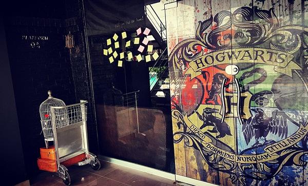 Hogwarts Cafe Islamabad