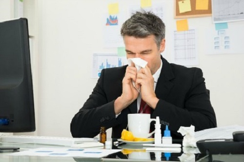 Indoor air quality office