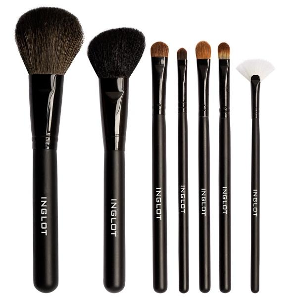 inglot cosmetics makeup brush set