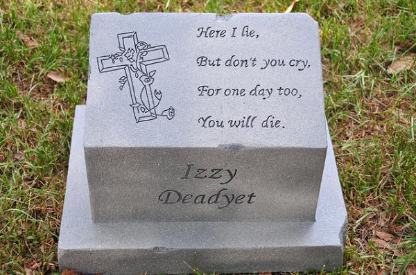 Izzy Deadyet