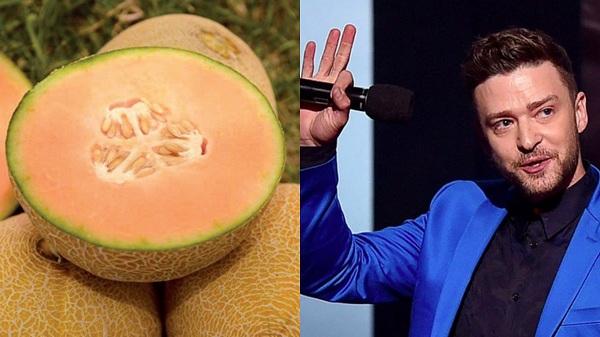 Justin Timberlake- A melon