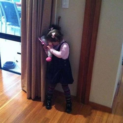 kids hide and go seek