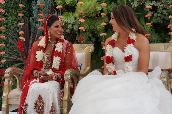 Lesbian Wedding in USA
