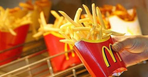 mac d fries