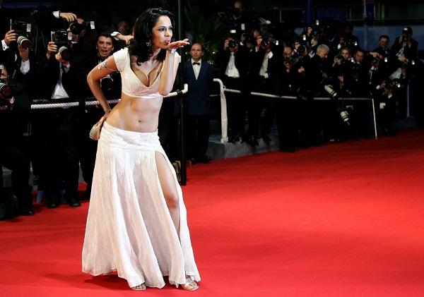 Mallika Sherawat at Cannes