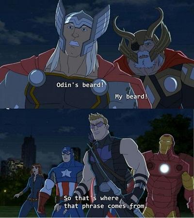 Marvel stars