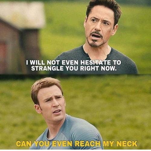 Marvel vs. DC