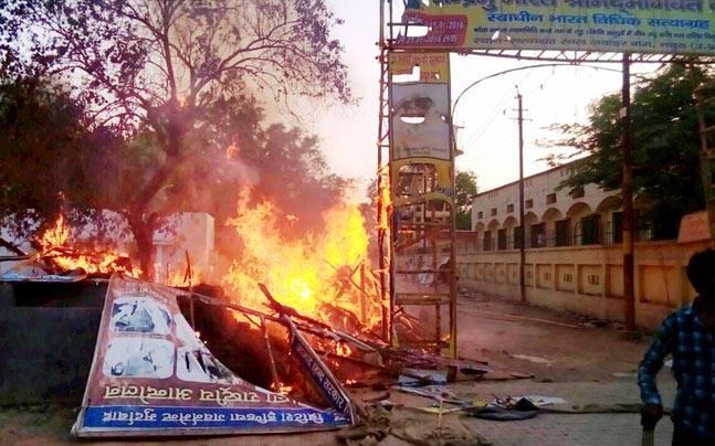 Mathura Clashes