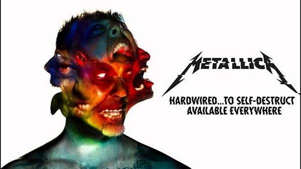 Metallica new album