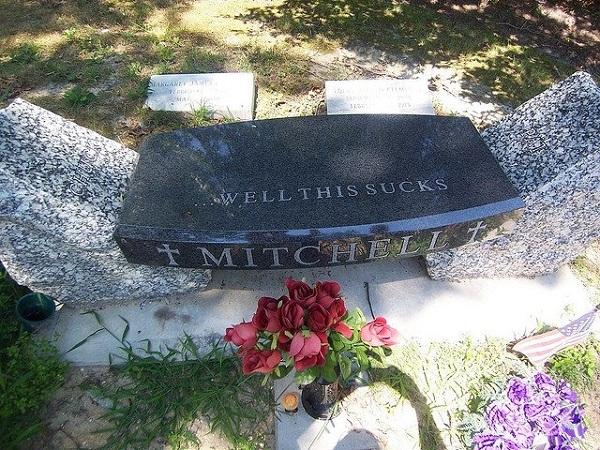Mitchell Grave