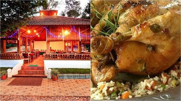 Munnar Birds café in Munnar