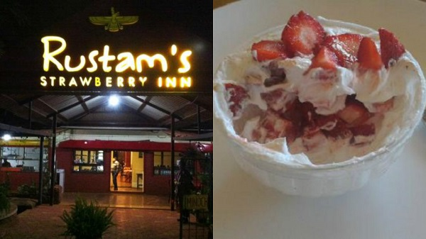 Rustam's Strawberry Inn in Panchagani