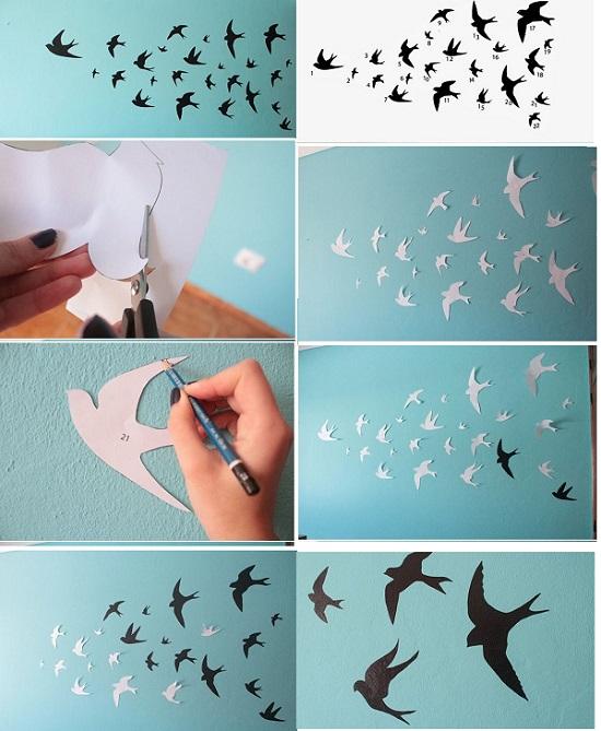 Swarms of Birds