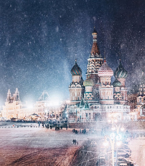 moscow magic