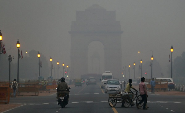 delhi pollution news