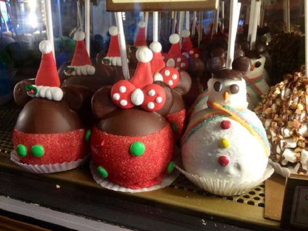 disney christmas treats