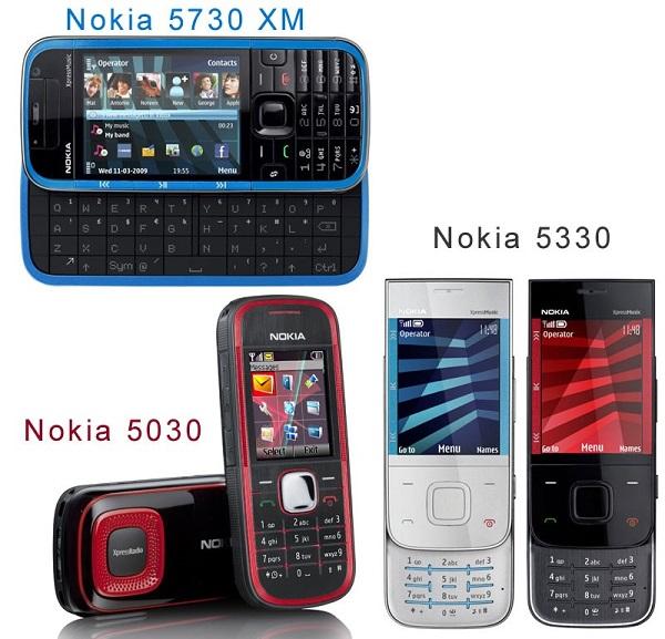 nokia5730