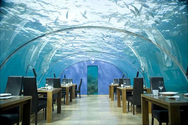 poseidon underwater