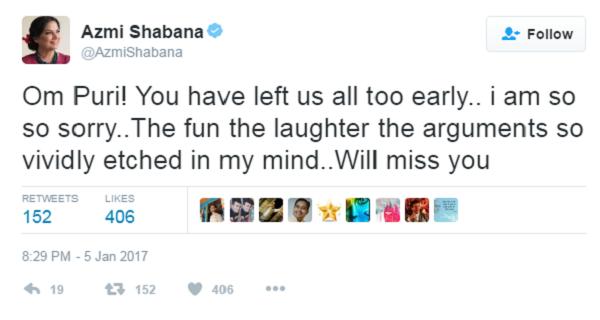 shabana tweet om puri