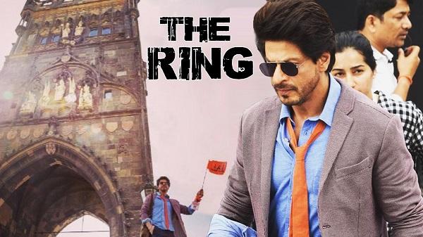 srk the ring