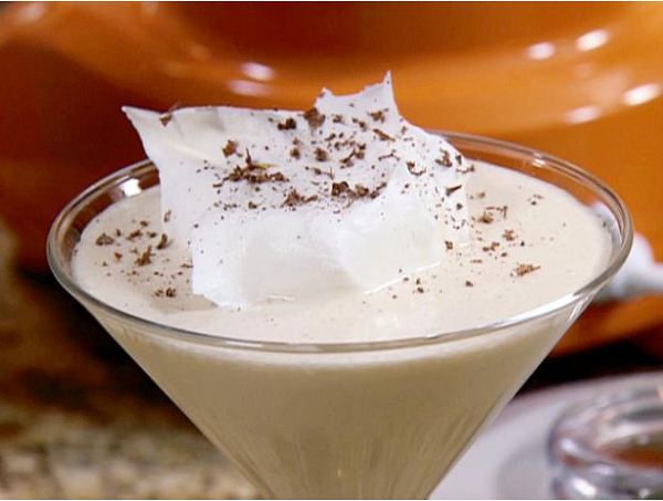 white chocolate liquor