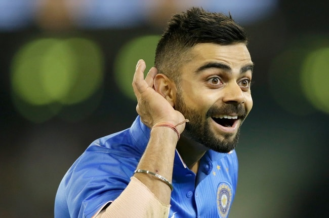 Virat Kohli 8th most popular athlete